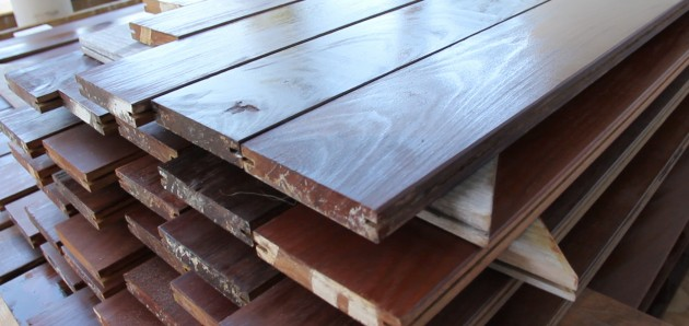 What's The Difference Between Air Dried and Kiln Dried Hardwood?