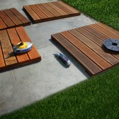 Is There An Easier Way To Build A Hardwood Deck?